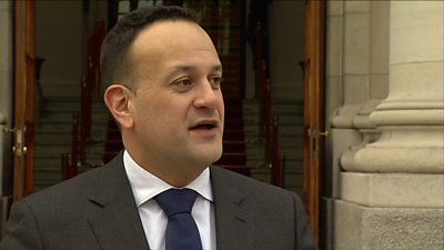 'A problem created in London' - Taoiseach Leo Varadkar on Brexit