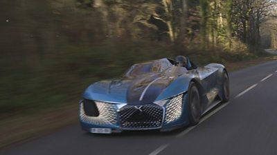 DS concept car