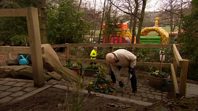 A Sheffield man continues to tend a memorial to a World War Two plane crash in the city.