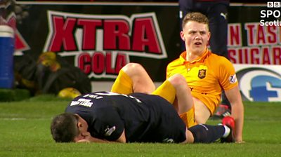 Livingston to fight Hamilton red card