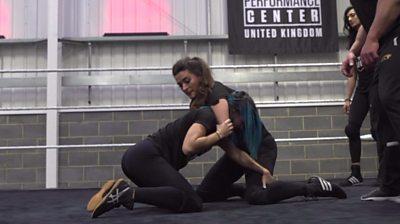 WWE Performance Centre