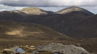Mountains in the Mournes