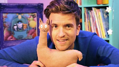 Greg James - A Couch for Llama