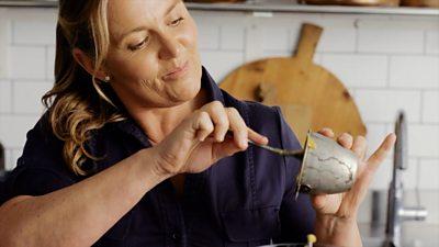 Australian food stylist Donna Hay
