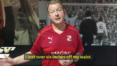 How Swindon helped 200 fans lose weight