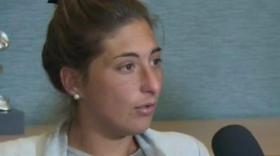 Romina Sala pleads for rescuers to continue searching for her brother