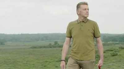 TV presenter Chris Packham says the excessive number of animals are damaging the New Forest.