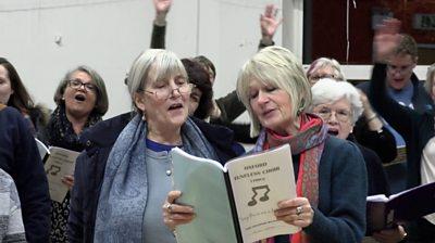 Oxford Tuneless Choir