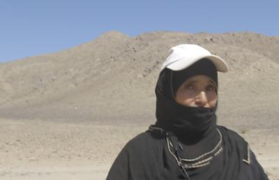 Dabia Ahmed, whose son was killed in a US strike in Yemen
