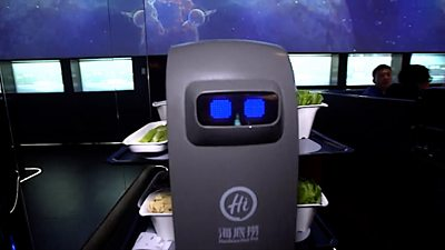 Robot waiters and chefs will form the future of hotpot chain Haidilao