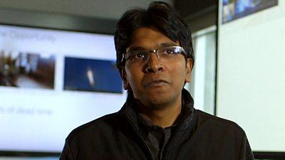 Microsoft's Lenin Sivalingam