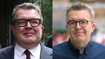 Tom Watson before and after pictures