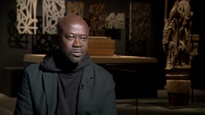 Sir David Adjaye believes such an initiative would help empower generations of people in Britain.
