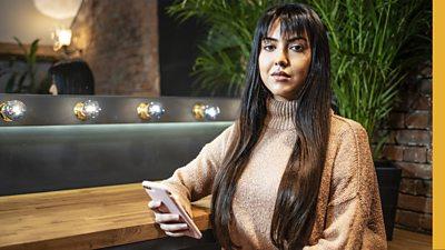 Influencer Ruqaiya Haris