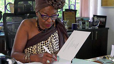 Dr Jennifer Riria