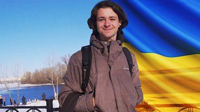 Ivan in Ukraine