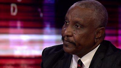 Yasir Arman, Sudan People's Liberation Movement-North