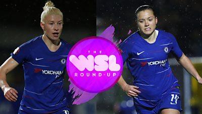 WSL Round-up: Chelsea stars hit hat-tricks