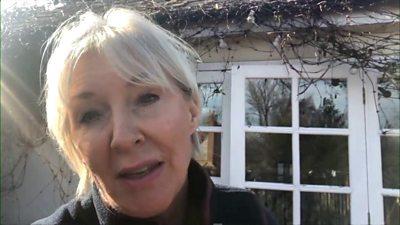 Nadine Dorries on Politics Live
