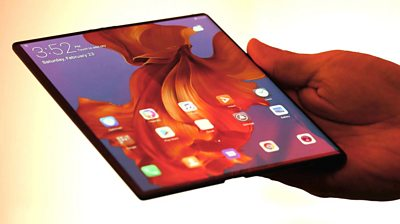 Huawei folding phone