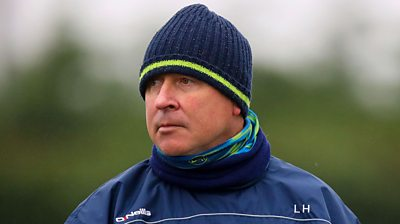 Antrim boss Lenny Harbinson believes a second-tier championship should be explored by GAA bosses