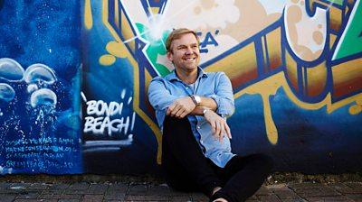 Australian restaurateur Bill Granger
