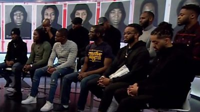 A new project is aiming to challenge negative perceptions of black men in the media and wider society.