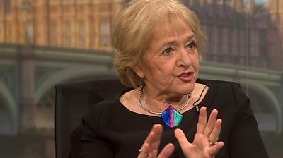 Margaret Hodge on Labour's handling of anti-Semitism