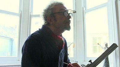 Grahame Hurd-Wood, artist