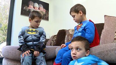 Triplets Ayaz, Kuzey and Koray