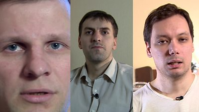 Russian Jehovah's Witnesses claim state tortured them