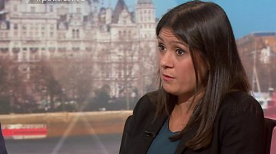Lisa Nandy on Politics Live