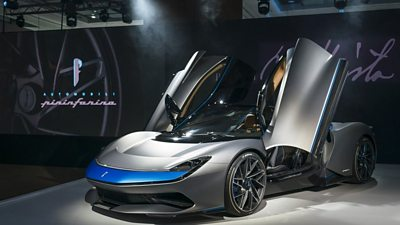 Automobili Pininfarina Battista supercar