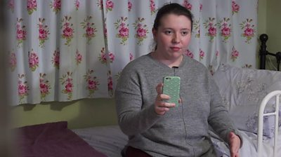 'Social media is changing the view of my disability'