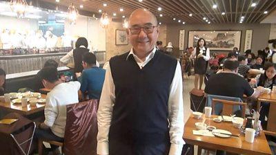 Din Tai Fung chairman Warren Yang