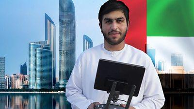 Mohammed lives in Dubai