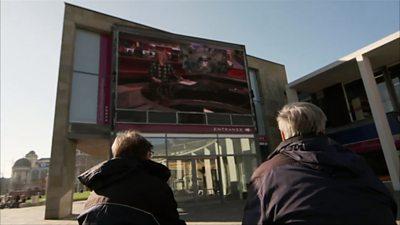 BBC News in Bradford