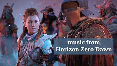 Image from Horizon Zero Dawn