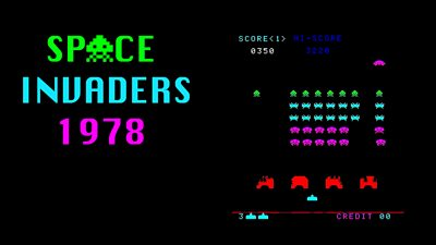 Space invaders 1978