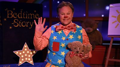 Mr Tumble - Susan laughs