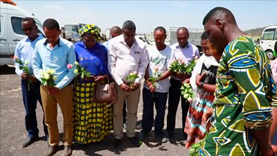 Mourning the Ethiopian Airlines victims