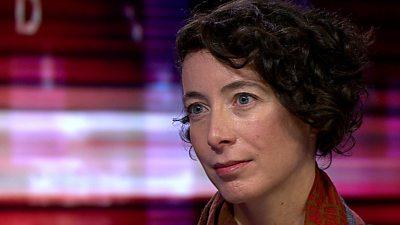 Ayelet Gundar-Goshen, author