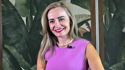 Standard Bank's Margaret Nienaber