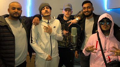 Bradford rappers