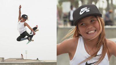Meet Sky Brown, the 10-year-old skating sensation