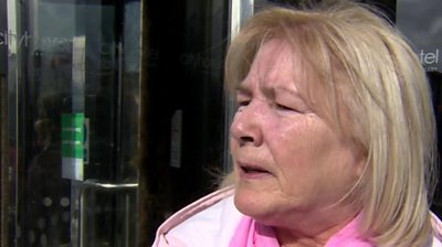 Linda Nash, whose brother was killed on Bloody Sunday says 'we will keep going'.