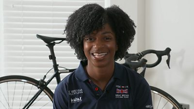 """""""It's my happy place right now"""", Paralympic champion Kadeena Cox on her passion for baking"""