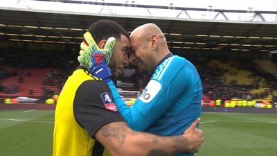 'Emotional' Gomes in tears ahead of retirement