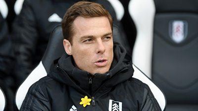 Fulham caretaker boss Scott Parker