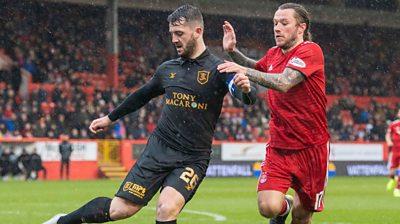Aberdeen 1-1 Livingston